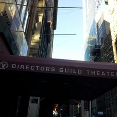 Photo taken at Directors Guild Theater by Camille F. on 12/28/2012