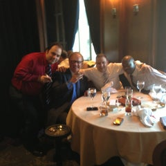 Photo taken at Grand Havana Room by Luis Miguel T. on 4/5/2013