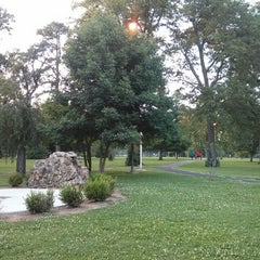 Photo taken at Phelps Grove Park by Pedro V. on 7/12/2014