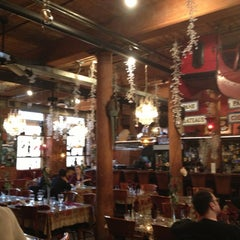 Photo taken at CAV Restaurant by Kevin V. on 1/1/2013