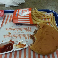 Photo taken at Whataburger by Shane aka The Geek on 2/12/2013