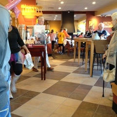 Photo taken at Panera Bread by Nate R. on 10/6/2012