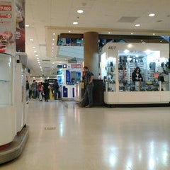 Photo taken at Mall Arauco Chillán by Guillermo J. on 10/11/2012