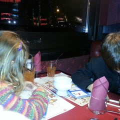 Photo taken at Buffalo Grill by Philippe B. on 12/1/2012