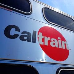 Photo taken at San Francisco Caltrain Station by Ryan E. on 4/28/2013