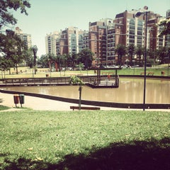 Photo taken at Parque Germânia by Bruno R. on 11/2/2012
