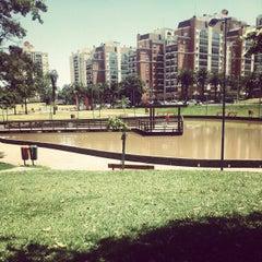 Photo taken at Parque Germânia by Bruno R. on 11/2/2012