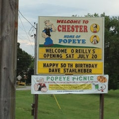 Photo taken at City of Chester by Melissa W. on 7/21/2013
