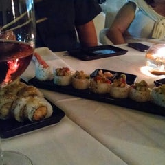 Photo taken at SushiClub by Javier G. on 3/2/2014