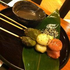 Photo taken at Mitsukiya 瀰月屋 by djcroft™ ®. on 1/11/2013