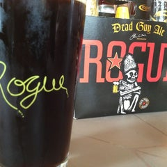 Photo taken at Rogue Ales Bayfront Public House by Gregg L. on 5/26/2013
