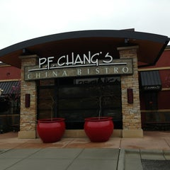 Photo taken at P.F. Chang's by Alex V. on 3/31/2013