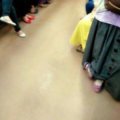 Photo taken at Stasiun Cilebut by ★Melanie ★. on 6/19/2015