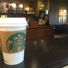 Photo taken at Starbucks by Hamani A. on 10/1/2015