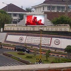 Photo taken at Kota Bandar Lampung by noenk n. on 11/14/2014