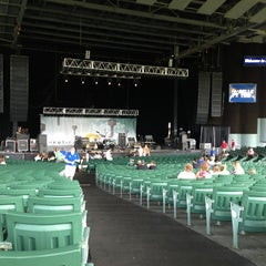 Photo taken at DTE Energy Music Theatre by Matt B. on 7/21/2013