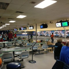 Photo taken at Flaherty's Arden Bowl by Mr. E. on 1/21/2013