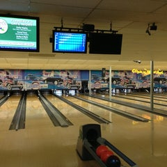Photo taken at Flaherty's Arden Bowl by Mr. E. on 12/15/2012