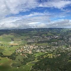 Photo taken at Bishop Peak (The Summit) by Bryn H. on 4/10/2016