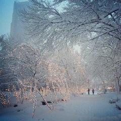 Photo taken at Mears Park by Taylor N. on 12/9/2012