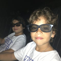 Photo taken at Cinemark by Paola Andrea B. on 7/4/2013