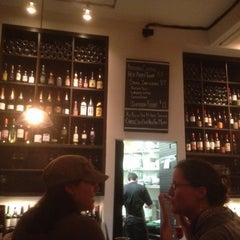 Photo taken at Cellar Wine Bar by Rob M. on 11/4/2012