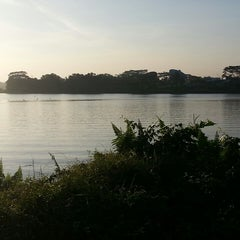 Photo taken at Lower Seletar Reservoir by Muhammad S. on 3/6/2013