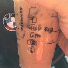 Photo taken at Starbucks by Brent B. on 10/30/2014