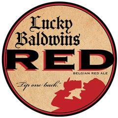 Photo taken at Lucky Baldwins Delirium Pub Cafe by Lucky Baldwins Delirium Pub Cafe on 2/8/2016