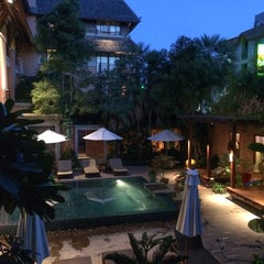 Photo taken at Tana Boutique Hotel by Anton B. on 9/18/2014