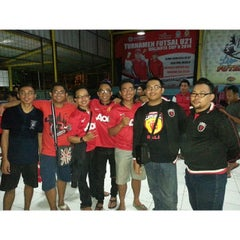 Photo taken at Meazza Futsal by Andika D. on 3/16/2014