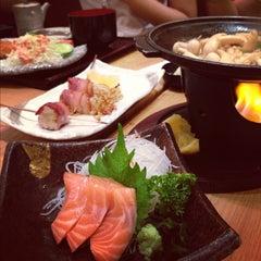 Photo taken at Waraku (วะระคุ) by Siwakorn P. on 12/5/2012
