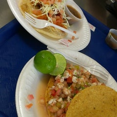 Photo taken at Mariscos El Paisa by Gabby R. on 3/17/2013