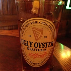 Photo taken at Ugly Oyster Drafthaus by Ken S. on 3/13/2013