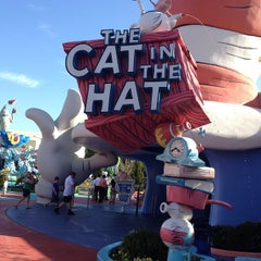 Photo taken at The Cat in the Hat by Jenny B. on 4/9/2013