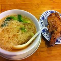 Photo taken at Taiwan Noodle by Lucas C. on 11/9/2012