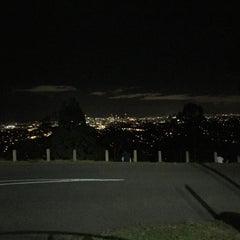 Photo taken at Mount Gravatt Lookout by Saket K. on 1/14/2016