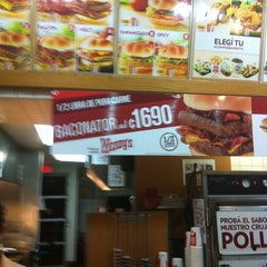 Photo taken at Wendy's by Roy S. on 11/7/2012