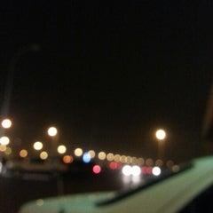 Photo taken at محطة ركن المطار للمحروقات by Waleed A. on 12/25/2012