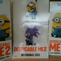 Photo taken at Golden Screen Cinemas (GSC) by Meimei L. on 7/6/2013