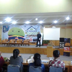 Photo taken at Universitas Jambi (Mendalo) by Dee A. on 3/25/2013