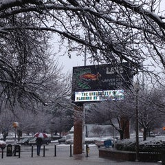 Photo taken at UAB Hill University Center by Matt C. on 1/17/2013