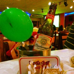 Photo taken at Norte Grill Churrascaria by Wilker D. on 11/4/2012