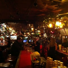 Photo taken at Billy & Madeline's Red Room Tavern by Jonathan R. on 4/3/2013