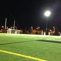 Photo taken at Rainier Beach High School by Delaney R. on 4/2/2014