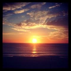 Photo taken at Praia Grande by Michael M. on 11/20/2012