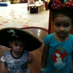 Photo taken at Barra Kids by Adele V. on 10/23/2012