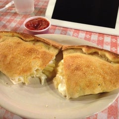 Photo taken at Big Ed's Pizza by Cathryn B. on 10/17/2012