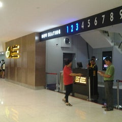 Photo taken at Golden Screen Cinemas (GSC) by Fong Y. on 4/8/2013