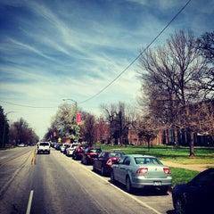Photo taken at Drury University by Tim S. on 4/11/2014